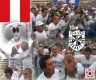 Club Deportivo Universidad San Martín de Porres Campeão Campeonato Descentralizado 2010 (PERU)