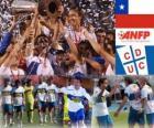 Club Deportivo Universidad Católica do Campeonato Nacional Primeira Divisão Campeão 2010 (CHILE)