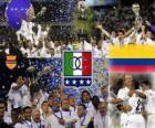 Corporación Deportiva Once Caldas Campeão Postobón League 2010 (COLOMBIA)
