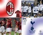 Liga dos Campeões - UEFA Champions League oitava final de 2010-11, AC Milan - Tottenham Hotspur FC
