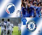 Liga dos Campeões - UEFA Champions League oitava final de 2010-11, FC Copenhague - Chelsea FC
