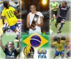 Marta Vieira da Silva jogador do mundo da Copa do Ano 2010