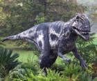 Megalossauro era um predador bípede cerca de 9 metros de comprimento e cerca de uma tonelada de peso
