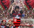 Ronaldinho assinou pelo Flamengo