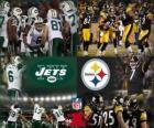Campeonato de 2010-11 Final da AFC, New York Jets vs Pittsburgh Steelers