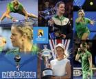 Kim Clijsters campeão do Aberto da Austrália 2010
