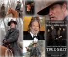 Jeff Bridges nomeado para Oscar 2011 de Melhor Ator por Bravura Indômita o Indomável