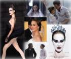 Natalie Portman, nomeada para o Oscar 2011 de melhor atriz para a Cisne Negro