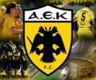 AEK Athens FC, clube de futebol grego