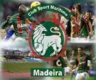 CS Marítimo de Funchal, em Madeira, clube de futebol português