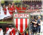 AS Monaco que joga no campeonato francês