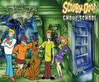 principais personagens do Scooby-Doo