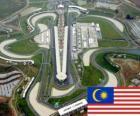 Circuito Internacional de Sepang - Malásia -