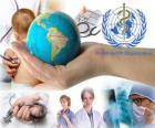 Dia Mundial da Saúde, em comemoração da fundação da OMS em 7 de abril de 1948
