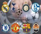 Liga dos Campeões - UEFA Champions League 2010-11 Quartas-de-final