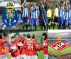 UEFA Europa League, quartas-de-final em 2010-11, o FC Porto - Spartak Moscou