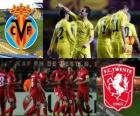 2010-11 UEFA Europa League Quartos-de-final, o Villarreal - Twente