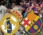 Final da Copa del Rey 2010-11, o Real Madrid - FC Barcelona