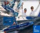 Paprec Virbac-3 o vencedor do Mundial de Barcelona Race 2010-11