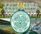 Celtic FC, conhecido como Celtic de Glasgow, clube de futebol escocês