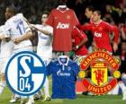 Liga dos Campeões - UEFA Champions League 2010-11 semi-final, FC Schalke 04 - Manchester United