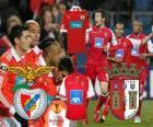 UEFA Europa League 2010-11 semi-final, o Benfica - Braga