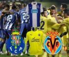 Liga dos Campeões 2010-11 semi-final, Porto - Villarreal