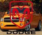Logo da Dodge, marca americana de automóveis