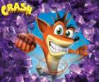 Crash Bandicoot, protagonista do vídeo jogo Crash o Bandicoot