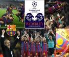 Fc Barcelona se classificou para as finais da Liga dos Campeões - UEFA Champions League 2010-11