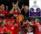 Manchester United se classificou para as finais da Liga dos Campeões - UEFA Champions League 2010-11