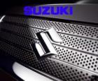 Logo da Suzuki, marca de carros do Japão
