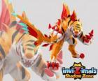 Tigershark Max o Invizimals: A nova dimensão