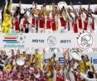 AFC Ajax Amsterdam, Campeões Campeonato Neerlandês de Futebol - Eredivisie - 2010-11