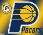 Logo do Indiana Pacers, time da NBA. Divisão Central,ConferênciaLeste