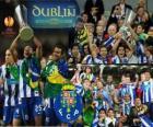 FC Porto, campeão da UEFA Europa League 2010-2011