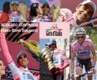 Alberto Contador, vencedor do Giro de Itália 2011