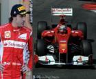 Fernando Alonso - Ferrari - Monte Carlo, Monaco Grand Prix (2011) (segundo lugar)
