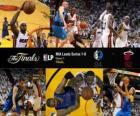 Finais da NBA 2011, jogo 1, Dallas Mavericks 84 - Miami Heat 92