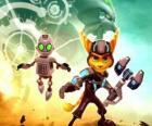 Ratchet e robot Clank