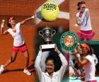 Li Na Roland Garros 2011 Campeão