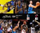 NBA Finals 2011, 6 º jogo, Dallas Mavericks 105 - Miami Heat 95