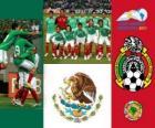 Selecção do México, Grupo C, Argentina 2011