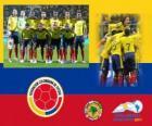 Seleção da Colômbia, Grupo A, Argentina 2011