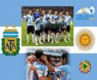 Seleção da Argentina, Grupo A, Argentina 2011