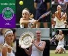 Petra Kvitova 2011 Wimbledon Campeão