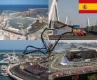 Circuito Urbano de Valência - Espanha -