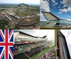 Circuito de Silverstone - Reino Unido -