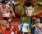 Yao Ming se aposentar do basquete profissional (2011)