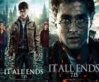 Cartazes de Harry Potter e as Relíquias da Morte - Harry Potter e os Talismãs da Morte (3)